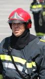 消防员 免版税库存图片
