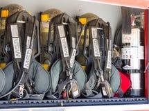 消防设备 免版税库存图片