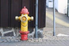 消防龙头 免版税库存图片
