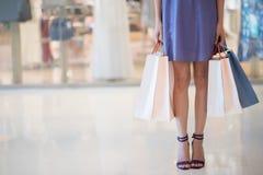 消费者至上主义概念 免版税库存照片