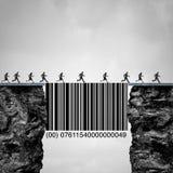 消费者解答 向量例证