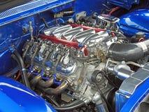 涡轮充电薛佛列brookwood引擎 免版税库存图片