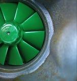 涡轮 免版税库存照片