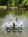 水涡轮 免版税库存照片