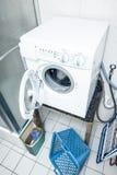 洗涤机器 库存图片