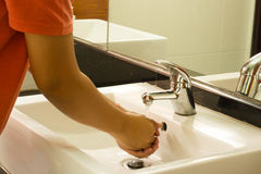 洗涤物 免版税图库摄影