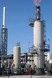 润滑剂精炼厂2 图库摄影