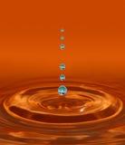 液体世界 库存照片