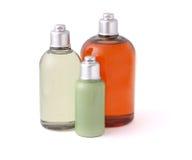 液体的清洁剂 库存图片