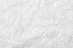 液体纸纹理墙壁白色 图库摄影