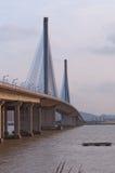 淇澳大桥 免版税库存图片