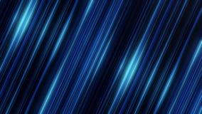 淡光的霓虹线抽象背景  安卡拉 水平的明亮的霓虹线坚实转动的背景  向量例证
