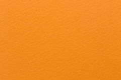 淡桔色的毛毡背景  库存照片