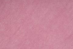 淡紫色条绒织品 库存照片