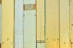 淡色木墙壁纹理 免版税库存照片