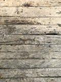 淡色木板条纹理背景 免版税库存图片