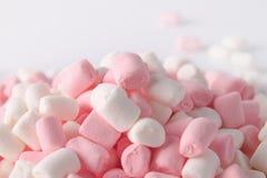 淡色蛋白软糖 免版税库存图片