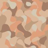 淡色马赛克样式,五颜六色为棕色颜色纹理背景, 免版税库存照片