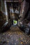 淡黄绿堡垒的La - Luik 免版税库存照片