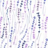 淡紫色五颜六色的无缝的传染媒介样式手拉的图表花纹理背景,在背景的剪影 图库摄影