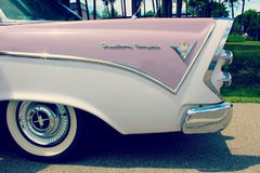 淡紫色减速火箭的秀丽 库存照片
