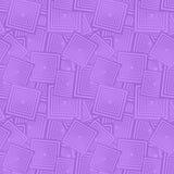 淡紫色无缝的背景 皇族释放例证