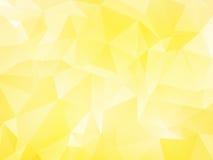 淡黄色的背景 库存图片