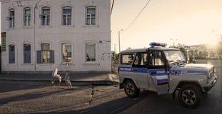 深俄罗斯, Borovsk 免版税库存图片