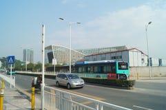 深圳蛇口街道风景 库存照片