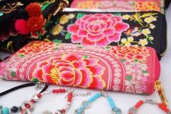 深圳,中国:妇女首饰 库存图片