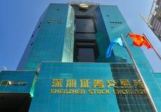 深圳,中国- 8月03,2011 图库摄影
