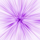 深度作用排行紫色 免版税库存照片