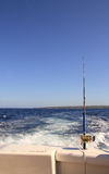 深捕鱼海运 库存照片