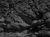 深灰黑板岩背景 免版税图库摄影