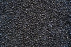 深灰黑板岩背景或纹理 库存照片