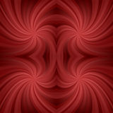 深红漩涡背景 库存例证