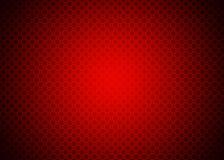 深红Techno装饰样式背景墙纸 皇族释放例证