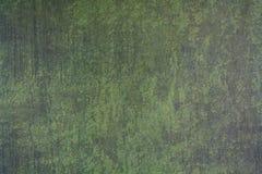 深绿卡其色的概略的背景 免版税库存图片