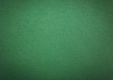 深绿纸背景 免版税库存照片
