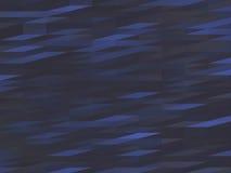 深蓝低多背景,多角形三角灰色波浪 免版税库存图片