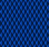 深蓝无缝的样式,背景 向量例证