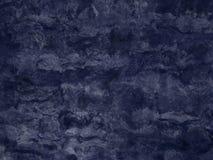 深蓝织地不很细黄柏木头背景 库存图片