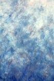 深蓝背景的片段 免版税库存照片
