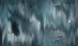 深青色油漆纹理 库存照片