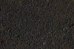 深黑色沥青表面,背景 库存图片