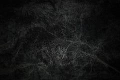 深黑色被抓的可怕难看的东西背景、老影片作用、困厄的纹理与黑框架,空间您的文本的或图片 图库摄影