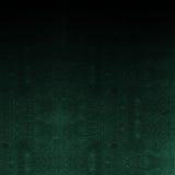深绿梯度背景 纸纹理 皇族释放例证