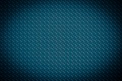 深刻的蓝色规则塑料纹理 皇族释放例证