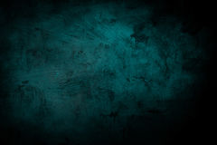 深绿grunge背景 库存照片