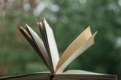 混乱堆旧书淡色,与拷贝空间的选择聚焦 从书的背景 书关闭 库存图片